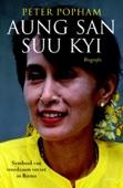 Peter Popham - Aung San Suu Kyi kunstwerk