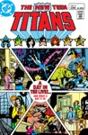 The New Teen Titans 1980- 8