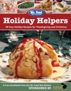 Holiday Helpers 30 Easy Holiday Recipes For Thanksgiving  Christmas