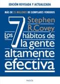 Stephen R. Covey - Los 7 hábitos de la gente altamente efectiva. Ed. revisada y actualizada portada