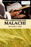 They Spoke From God Malachi