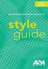American Sociological Association Style Guide Fifth Edition