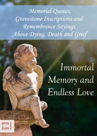 IMMORTAL MEMORY AND ENDLESS LOVE