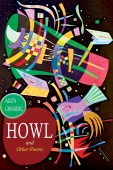 Howl, and Other Poems - Allen Ginsberg Cover Art