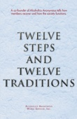 Twelve Steps and Twelve Traditions - AA World Services, Inc. Cover Art