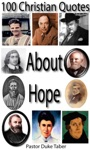 100 Christian Quotes About Hope