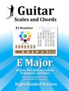 Guitar Scales And Chords - E Major