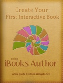 Create your first interactive book using iBooks Author