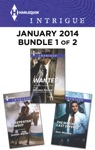 Harlequin Intrigue January 2014 - Bundle 1 Of 2