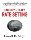 Energy Utility Rate Setting