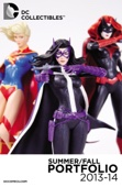 Various Authors - DC Collectibles Portfolio Summer 2013 / 2014 #1  artwork