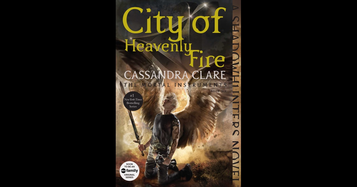 City of Heavenly Fire by Cassandra Clare on iBooks