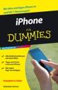iPhone für Dummies von Sebastian Schröer
