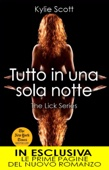 Kylie Scott - Tutto in una sola notte artwork
