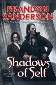 Shadows of Self - Brandon Sanderson Cover Art