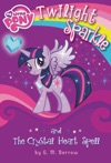 My Little Pony Twilight Sparkle And The Crystal Heart Spell