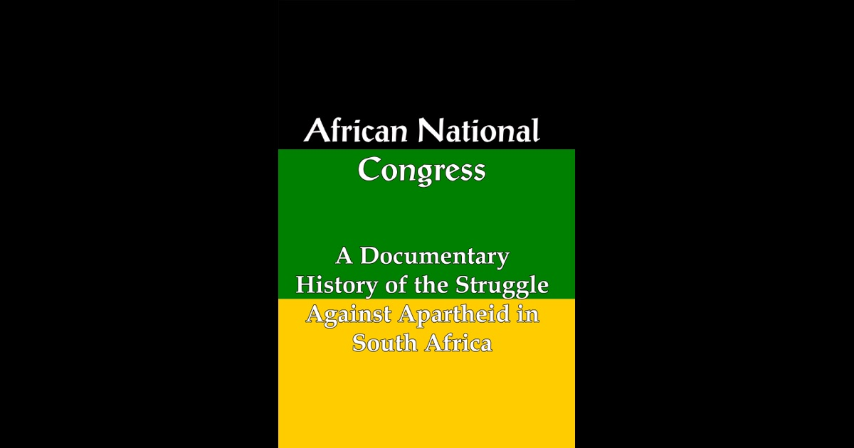 the african national congress history essay African history - history of central african republic: my account preview preview equality for african americans: an american history essay - as the united states flag pledge of allegiance states i pledge of allegiance to the flag of the the apartheid and the african national congress.