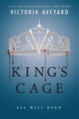 Victoria Aveyard - King's Cage  artwork