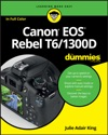 Canon EOS Rebel T61300D For Dummies