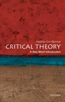 Critical Theory A Very Short Introduction