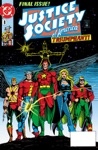 Justice Society Of America 1991- 8