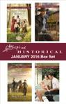 Love Inspired Historical January 2016 Box Set
