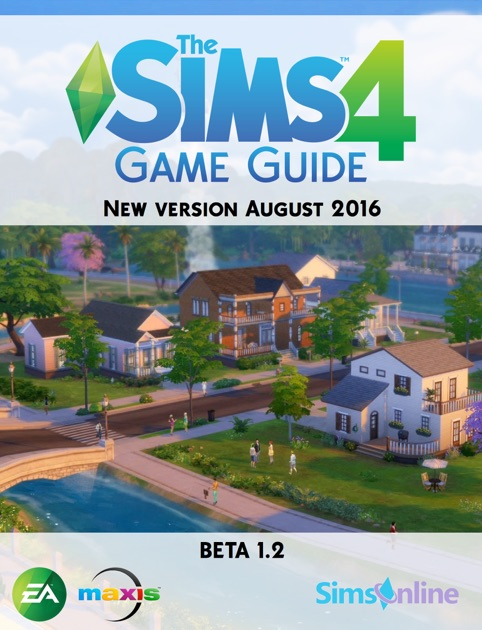 The sims 4 game guide by julien berthelot on ibooks for Online games similar to sims