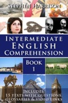 Intermediate English Comprehension Book 1