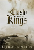 A Clash of Kings - George R.R. Martin Cover Art