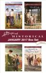 Love Inspired Historical January 2017 Box Set