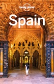 Spain Travel Guide - Lonely Planet Cover Art