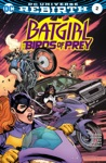 Batgirl And The Birds Of Prey 2016- 2