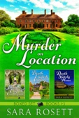 Murder on Location Boxed Set Books 1-3 - Sara Rosett Cover Art