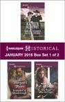 Harlequin Historical January 2016 - Box Set 1 Of 2