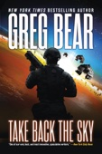 Take Back the Sky - Greg Bear Cover Art