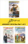 Love Inspired January 2016 - Box Set 1 Of 2