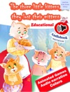 The Three Little Kittens Read And Learn Educational Nursery Rhyme For Preschool