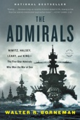 The Admirals - Walter R. Borneman Cover Art
