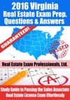 2016 Virginia Real Estate Exam Prep Questions And Answers