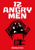 Reginald Rose - 12 Angry Men  artwork