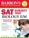 SAT SUBJECT TEST BIOLOGY EM 5TH Edition