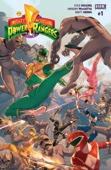 Mighty Morphin Power Rangers #1 - Kyle Higgins, Steve Orlando, Hendry Prasetya & Corin Howell Cover Art