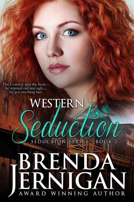 Western Seduction Brenda Jernigan Book