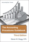 The Accounting Procedures Guidebook Third Edition
