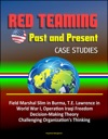 Red Teaming Past And Present - Case Studies Field Marshal Slim In Burma TE Lawrence In World War I Operation Iraqi Freedom Decision-Making Theory Challenging Organizations Thinking