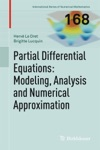 Partial Differential Equations Modeling Analysis And Numerical Approximation