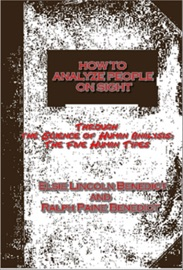 DOWNLOAD OF HOW TO ANALYZE PEOPLE ON SIGHT (ILLUSTRATED) PDF EBOOK
