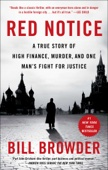 Red Notice - Bill Browder Cover Art