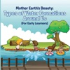 Mother Earths Beauty Types Of Water Formations Around Us For Early Learners