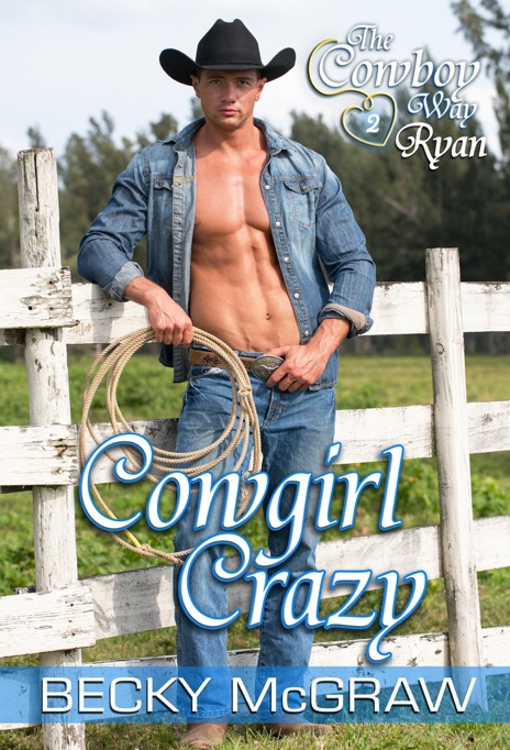 Cowgirl Crazy Becky McGraw Book